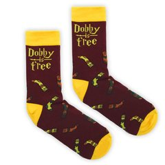 Шкарпетки Dobby Is Free M (36-40) Harry Potter